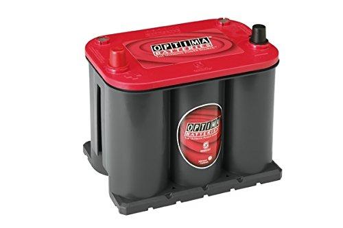 Optima Red Top RT S 3,7 BCI 25 12V 44AH Batterie (Preis inkl. EUR 7,50 Pfand)