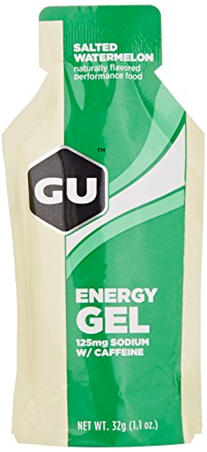 GU Salted Watermelon Flavour Energy Gels - Box of 24