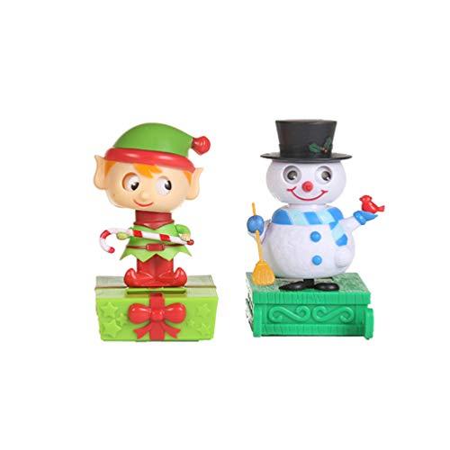 Amosfun - Solar Spielzeuge & Figuren in Bild 1, Größe 12*7*14cm