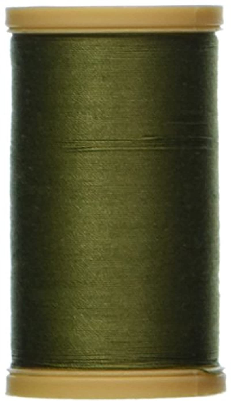 Coats: Thread & Zippers Machine Quilting Cotton Thread, 350-Yard, Bronze Green