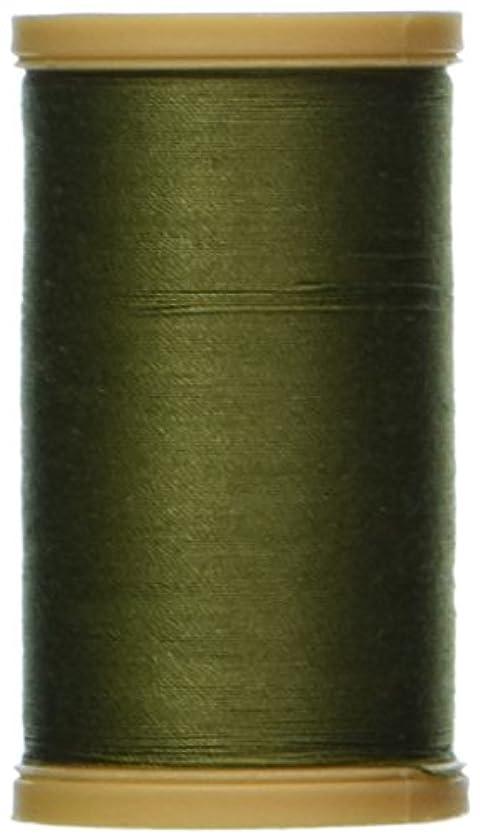 Coats: Thread & Zippers Machine Quilting Cotton Thread, 350-Yard, Bronze Green