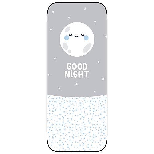 Pekebaby Colchoneta Ligera Good Night - Colchoneta Para Silla De Paseo