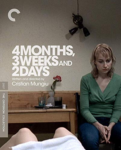 4 Months, 3 Weeks and 2 Days (The Criterion Collection) [Blu-ray]