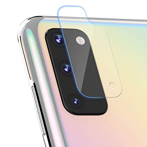 【araree】 Galaxy S20 対応 カメラ レンズ 保護 ガラス フィルム 0.35mm ラウンドエッジ 加工 透過率 99% 防指紋 指紋防止 加工 高透過率 保護フィルム [ Samsung GalaxyS20 5G SC-51A / SCG01 ギャラクシーS20 対応 ] C-Sub Core クリア