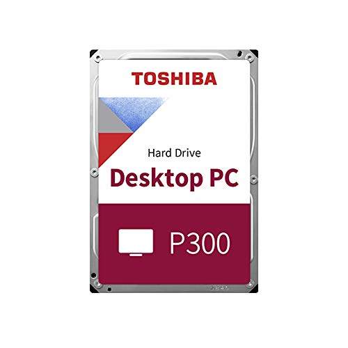 Toshiba - Disco Duro Interno (4 TB, P300, 4 GB)