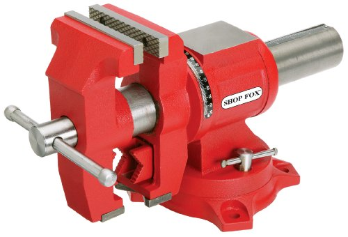 Woodstock D4074 5-Inch Multi Purpose Bench Vise