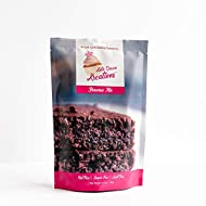 Keto Queen Kreations, Low Carb (1 net), Sugar Free, Keto, Brownie Mix 5.5 oz. (16 Servings)
