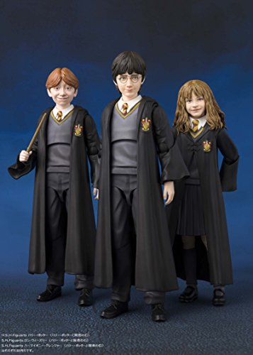 Bandai- Hermione Granger Harry Potter and The Phi, Multicolor (TAMASHII Nations BAS55134) 3
