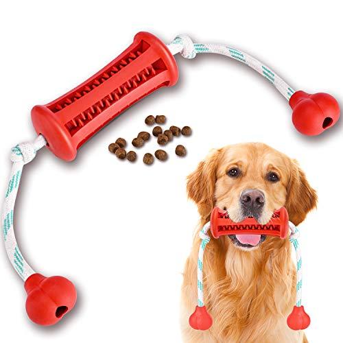 Semishare Dog Chew Toothbrush To...