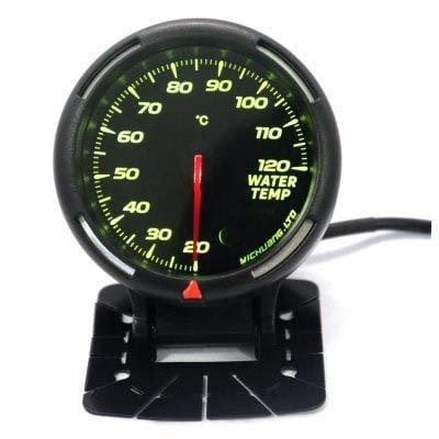 ExcLent Indicateur de température d'eau de Voiture B4050 - Noir