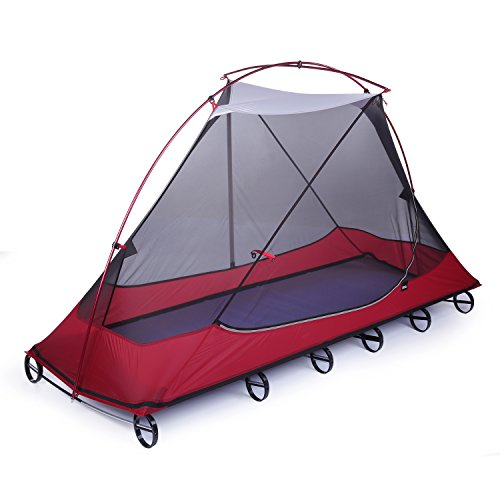 OUTAD Ultralight Backpacking Cot Tent