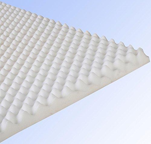 Visco-Topper, 140 x 200 cm Höhe 5 cm »Microaktiv Viskokomfort Topper»