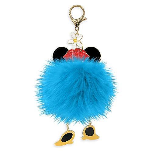 Disney Minnie Mouse Pom Pom Flair Bag Charm