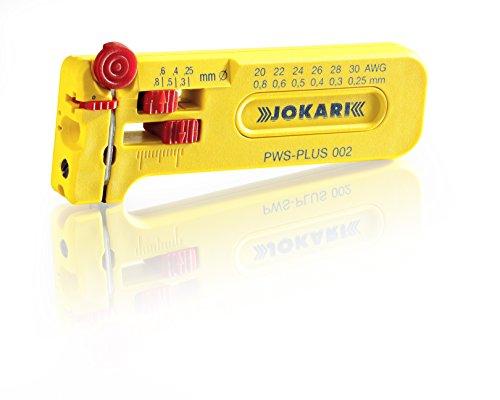 JOKARI ワイヤーストリッパー PWS-Plus 002 40025 ケーブルストリッパー