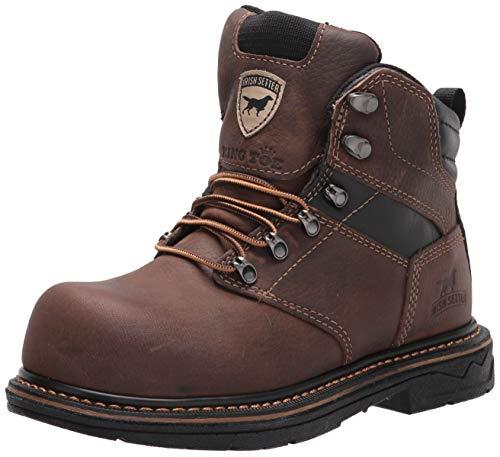 Irish Setter mens Framington Construction Shoe, Brown, 9.5 XX-Wide US