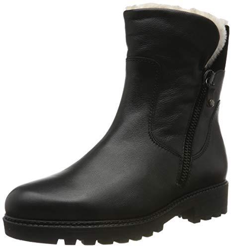 Gabor Shoes Damen Fashion Stiefeletten, Schwarz (Schwarz 97), 38.5 EU
