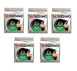 TASSIMO L'Or Caf Long Dlicat - 5 paquetes de 16 cpsulas: Total 80 unidades