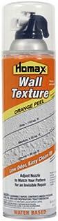 HOMAX Industries 4092-06 Aerosol Wall Texture, Water-Based Orange Peel, 20 oz