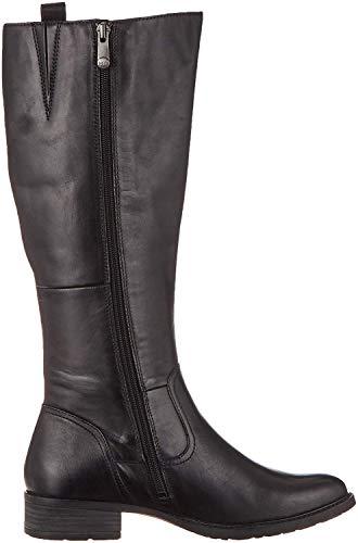 MARCO TOZZI Damen 2-2-25505-23 Hohe Stiefel, Schwarz (Black Antic 002), 38 EU