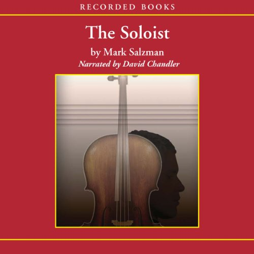 The Soloist audiobook cover art