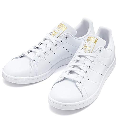 アディダス スタンスミス adidas STAN SMITH FD ホワイト×ゴールド F36575 アディダスジャパン正規品 24.0cm