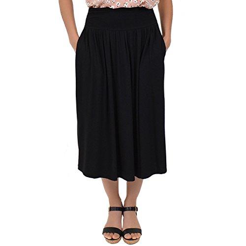 Women's Plus Skirts