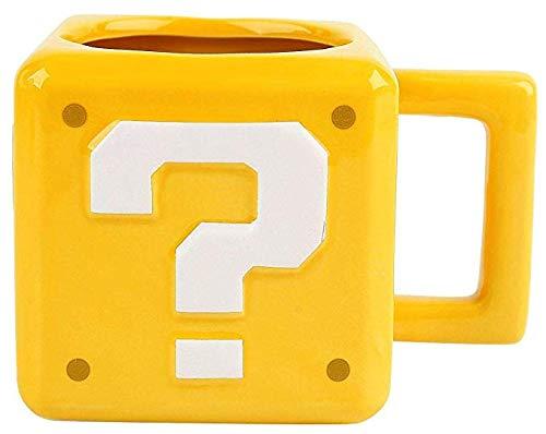 Super Mario Fragezeichen-Block Becher