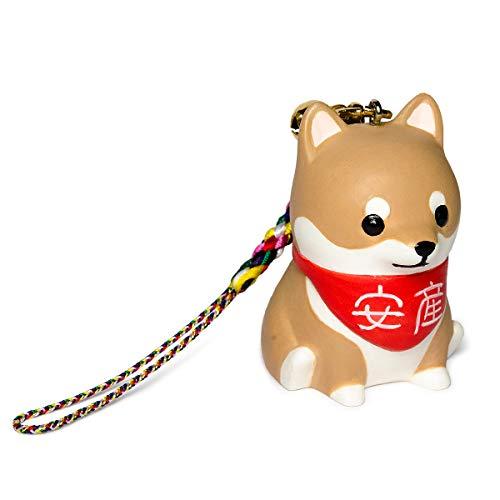 Shiba Inu [ PetLovers ] Amuleto Per Parto Facile Portafortuna Cordino Charm Giapponese Tv Teledramma \