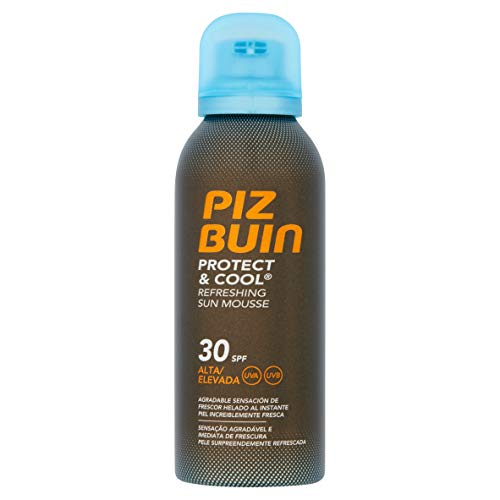 Piz Buin solaire mousse Protect & Cool SPF 30 200 ml