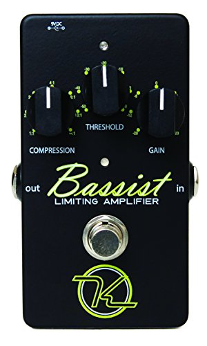 Keeley Bassist Compressor