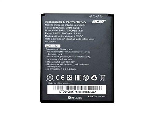 Acer Liquid Z320 Original Akku 7,6Wh