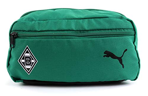 Puma BMG Wash Bag Kulturbeutel 26 cm Power Green-Black