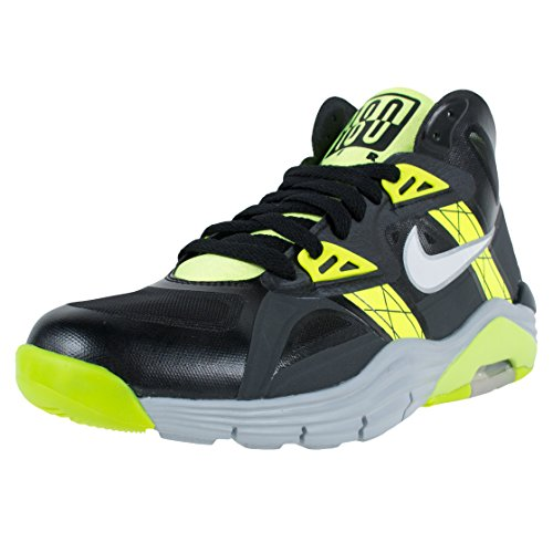 Nike [630922-001] Lunar 180 Train Mens Sneakers NIKEBLACK/White-Anthracite-Volt