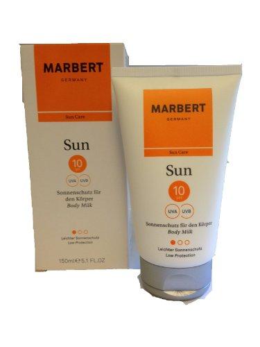 Marbert SUN Care Body Milk LSF 10 150 ml