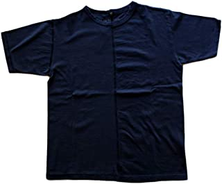 [ナイジェルケーボン]NIGEL CABOURN 19S/S 40'S&50'S MIX T-SHIRT 204 NAVY