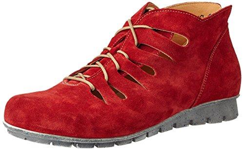 Think! Damen Menscha Kurzschaft Stiefel, Rot (Rosso/Kombi 72), 41 EU