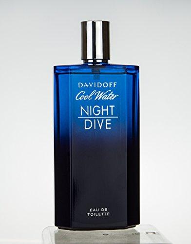 Davidoff Cool Water Night Dive Eau de Toilette Spray 200 ml
