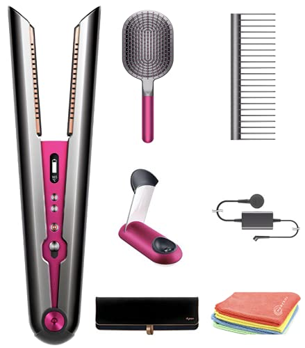 Newest Dyson Corrale Hair Straightener Gift Edition: Intelligent Heat Control, Less...