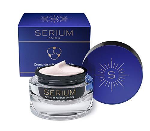 SERIUM - Crema de noche con múltiples beneficios