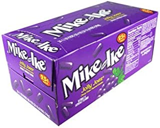 Mike and Ike Jolly Joes Pre-Priced 24 - 0.78oz Packs