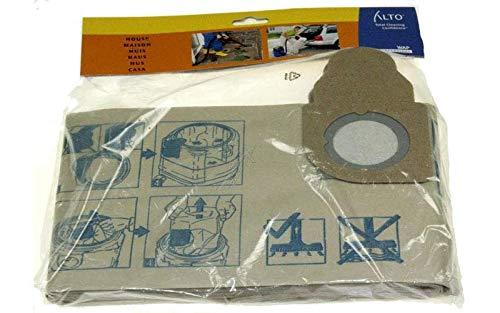 Sachet De Sacs 5 Sacs Papier Aero 400-44 Pour PIECES ASPIRATEUR NETTOYEUR PETIT ELECTROMENAGER NILFISK ADVANCE