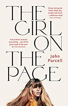 The Girl On The Page by [John Purcell]