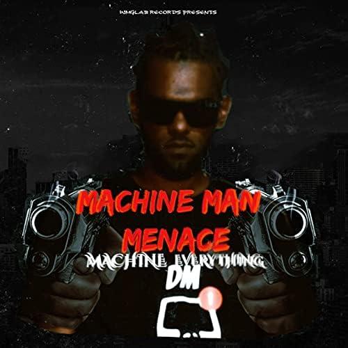 Machine Man Menace & WMG Lab Records