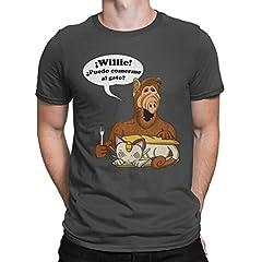 1596-Camiseta Premium, Alf Meowth