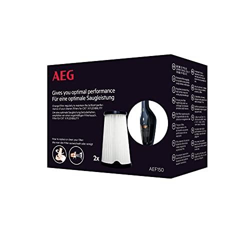 AEG AEF150 Filtro para aspiradora CX7, Cellulose