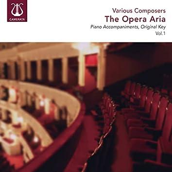 The Opera Aria, Vol. 1 (Piano Accompaniments)