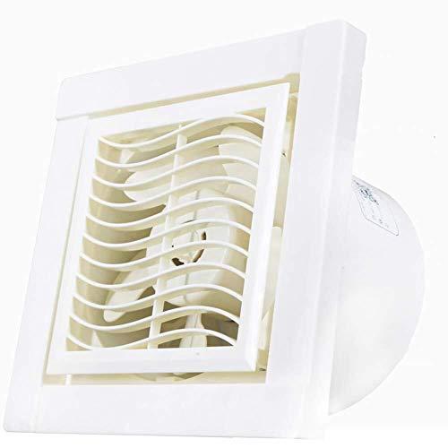 Ventilador de ventilación doméstico Extractor De 8 Pulgadas Fuerte Baño De Ventilación del Ventilador De Cristal De Ventana Extintor Extintor De Hogares LITING