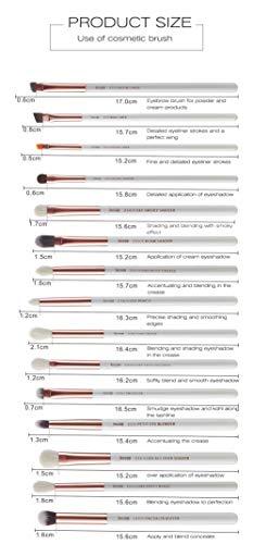Maquillage Pinceaux Beauté maquillage Brosse (Handle Color : T219(8pcs))