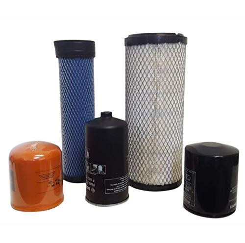 Filter Pack of 5 Filters Mahindra 006000455F1 Max 46% OFF Max 51% OFF 006000456F1 0060