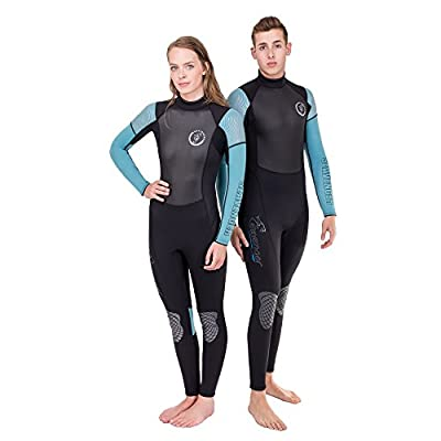Seavenger 3mm Odyssey Wetsuit with Sharkskin Chest